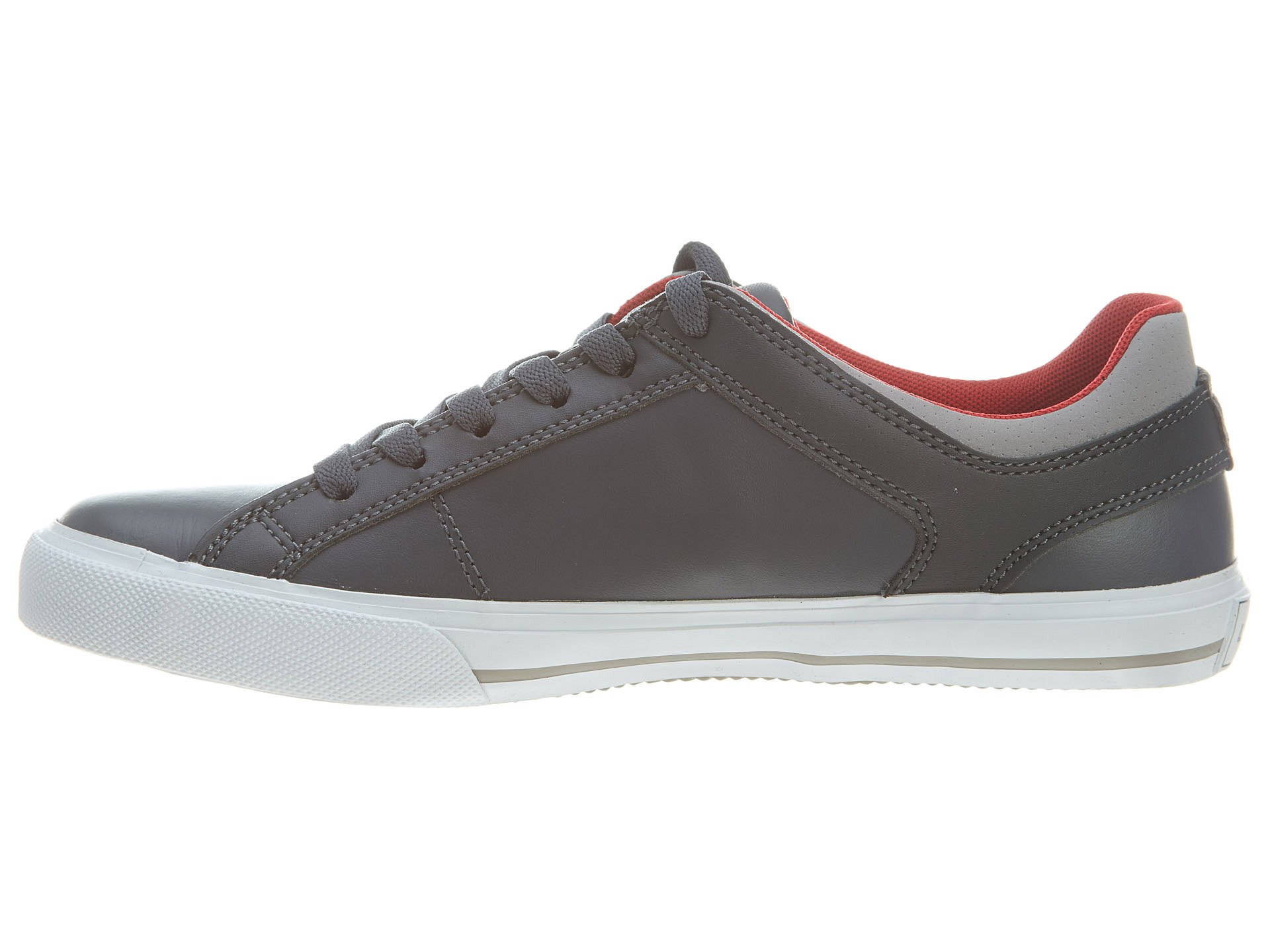 Lacoste Marline Pmr Us Lth/Syn Mens  Style # 7-27Spm1027