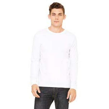 Bella + Canvas Unisex Jersey Long-Sleeve T-Shirt (Fantastic Long Sleeve Jersey)