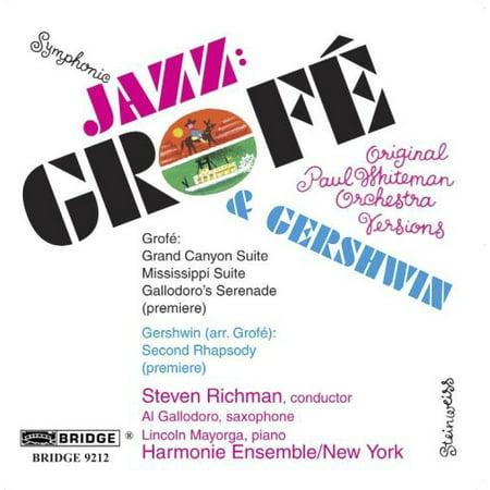 Harmonie Ensemble (Music Of Grofe & Gershwin [CD])