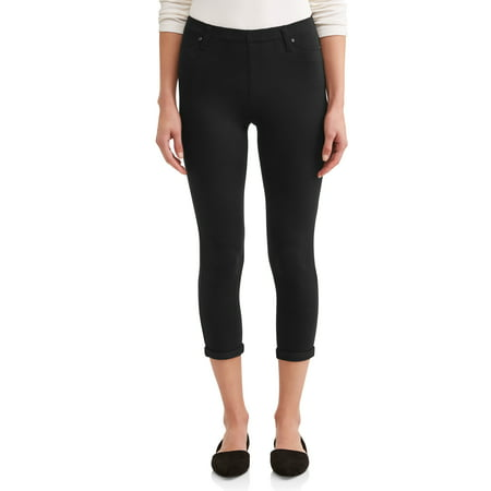 Women's Jegging Capri