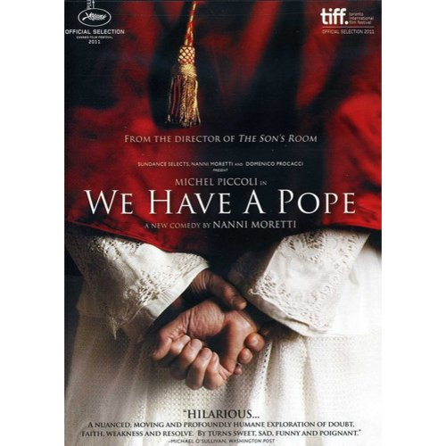 We Have A Pope (Italian) (Widescreen)