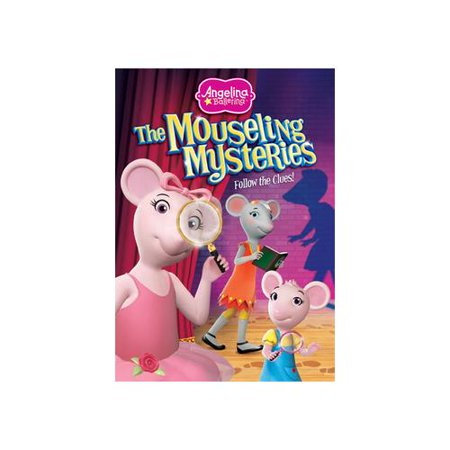 Angelina Ballerina: The Mouseling Mysteries (Widescreen)