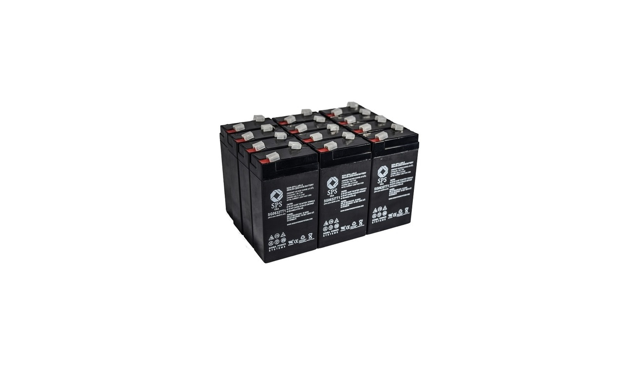 Interstate SLA0021 Compatible Replacement Battery