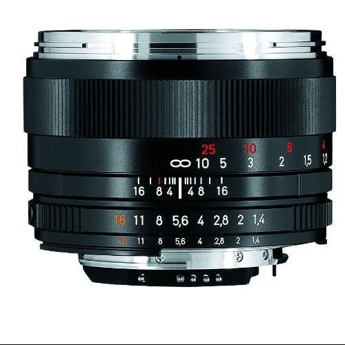 Zeiss Planar T* 50mm f/1.4 ZF.2 Standard Lens for Nikon F-Mount Cameras