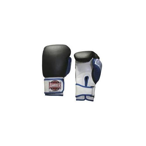 Amber Sporting GTGV-18 Gel Training Gloves Hook & Loop 18oz