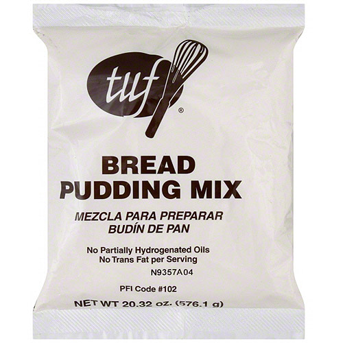 Tuf Bread Pudding Mix, 20.32 oz  (Pack of 8)