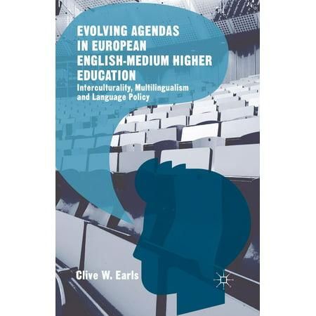 Evolving Agendas in European English-Medium Higher Education -