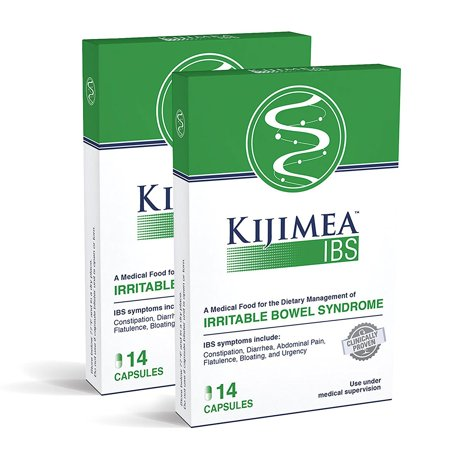 - Kijimea™ IBS, Medical Food for the Dietary Management of Irritable Bowel Syndrome 14 Count 2 Pack (28 Capsules)