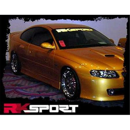 Rksport Pontiac 09011010 Spoiler   Pontiac Gto 2004 2006