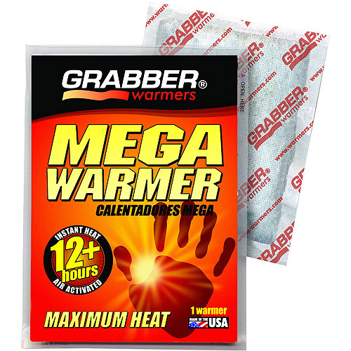 Grabber Mega 12-Hour Warmer, Set of 30