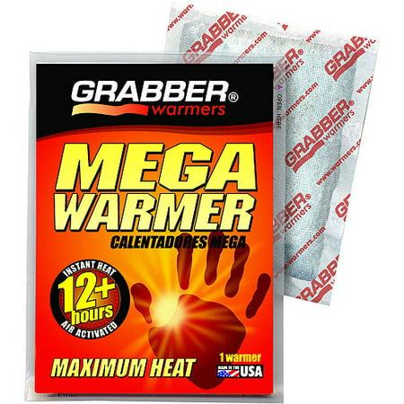 GRABBER WARMERS Mega Warmers, 12+ Hours Maximum Heat