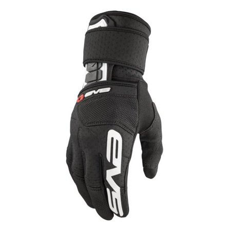 EVS Wrister MX Offroad Motorcycle Gloves Black