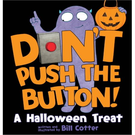 Halloween Treats For Toddlers To Make (Dont Push the Button A Halloween Treat (Board)