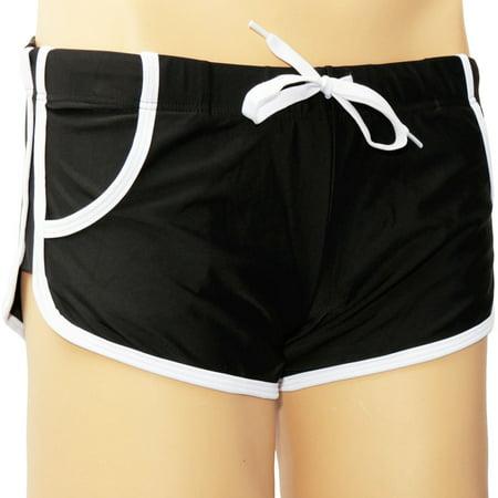 Men's Swimming Shorts Boxing Swim Trunks Sports Base Layer Swimwear Beachwear, Waist (Best Boxing Trunks Brand)