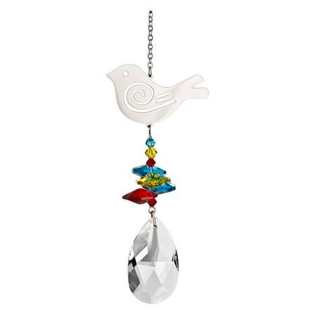 Woodstock Crystal Fantasy Bird Suncatcher for $<!---->