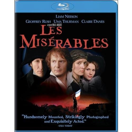 Les Miserables (Blu-ray) (Anamorphic Widescreen)