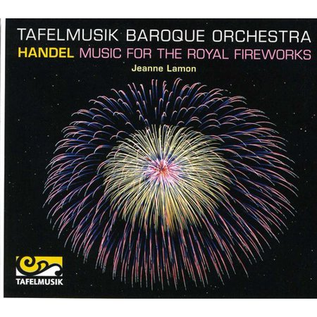 - Music for the Royal Fireworks