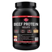 Olympian Labs Beef Protein, Rich Dark Chocolate, 1 Lb