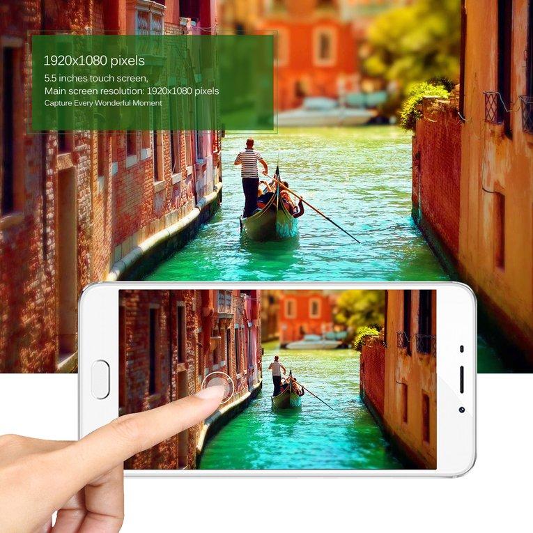 5.5 inch Meizu Meilan E 3GB RAM 32GB ROM Smartphone 4G Octa Core