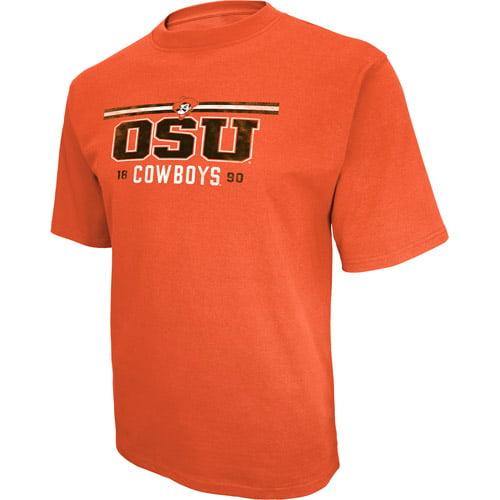 NCAA Men's Oklahoma St Short Sleeve Tee