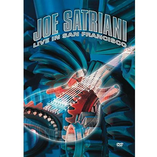Joe Satriani: Live In San Francisco (Music DVD)