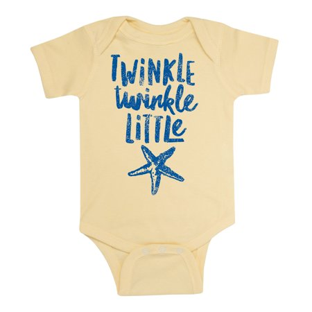Twinkle Twinkle Starfish Infant
