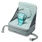 The First Years On-the-Go Booster Seat, Inflatable Travel Feeding Booster Baby Seat