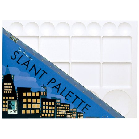 Art Alternatives - San Francisco Slant Palette