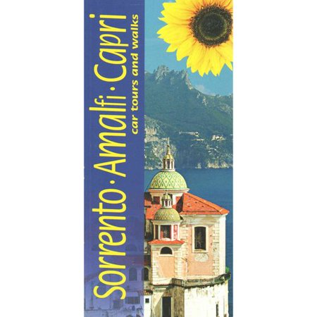 Sunflower Landscapes Of Sorrento  Amalfi And Capri  A Countryside Guide