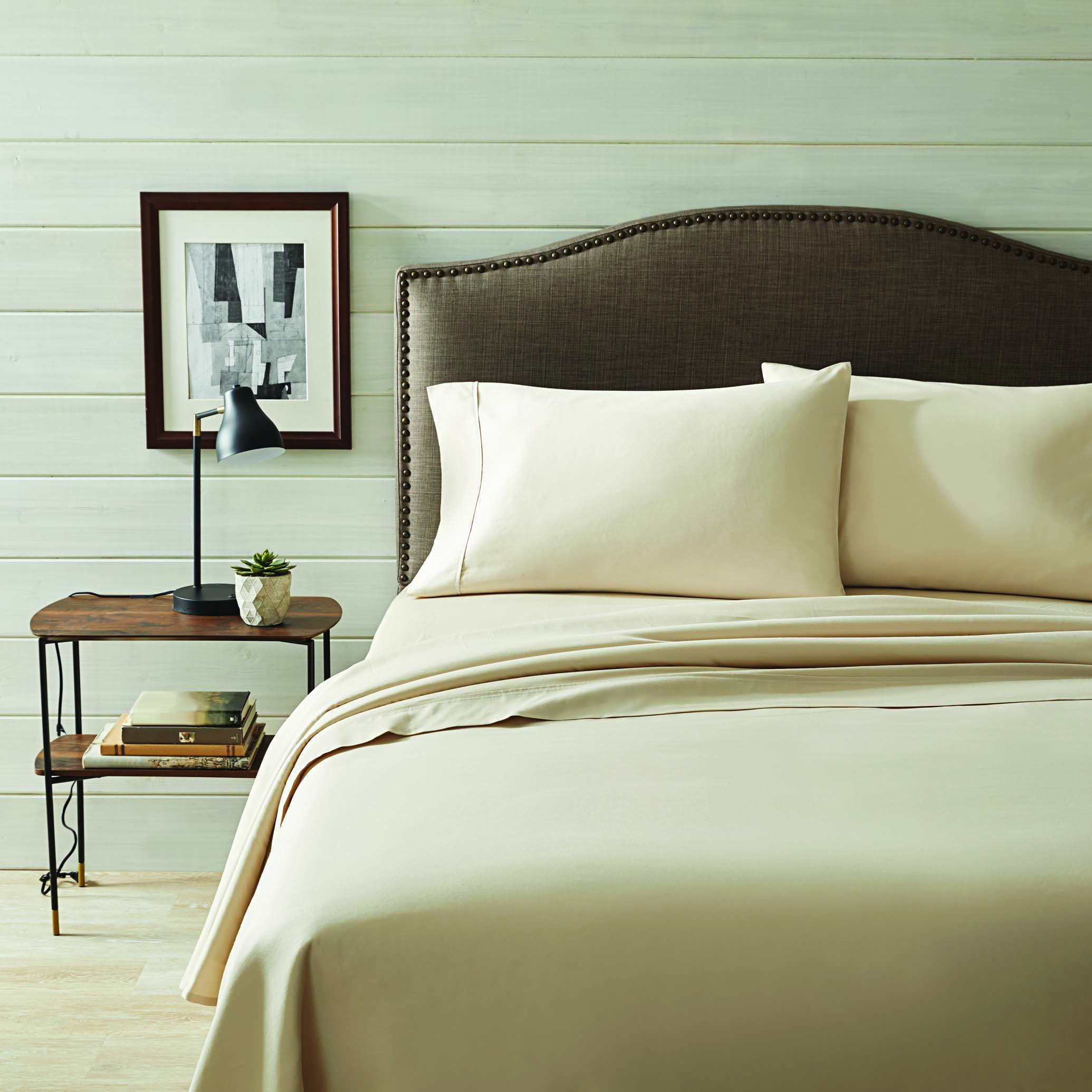 Better Homes and Gardens 300-Thread Count Organic Sheet Set