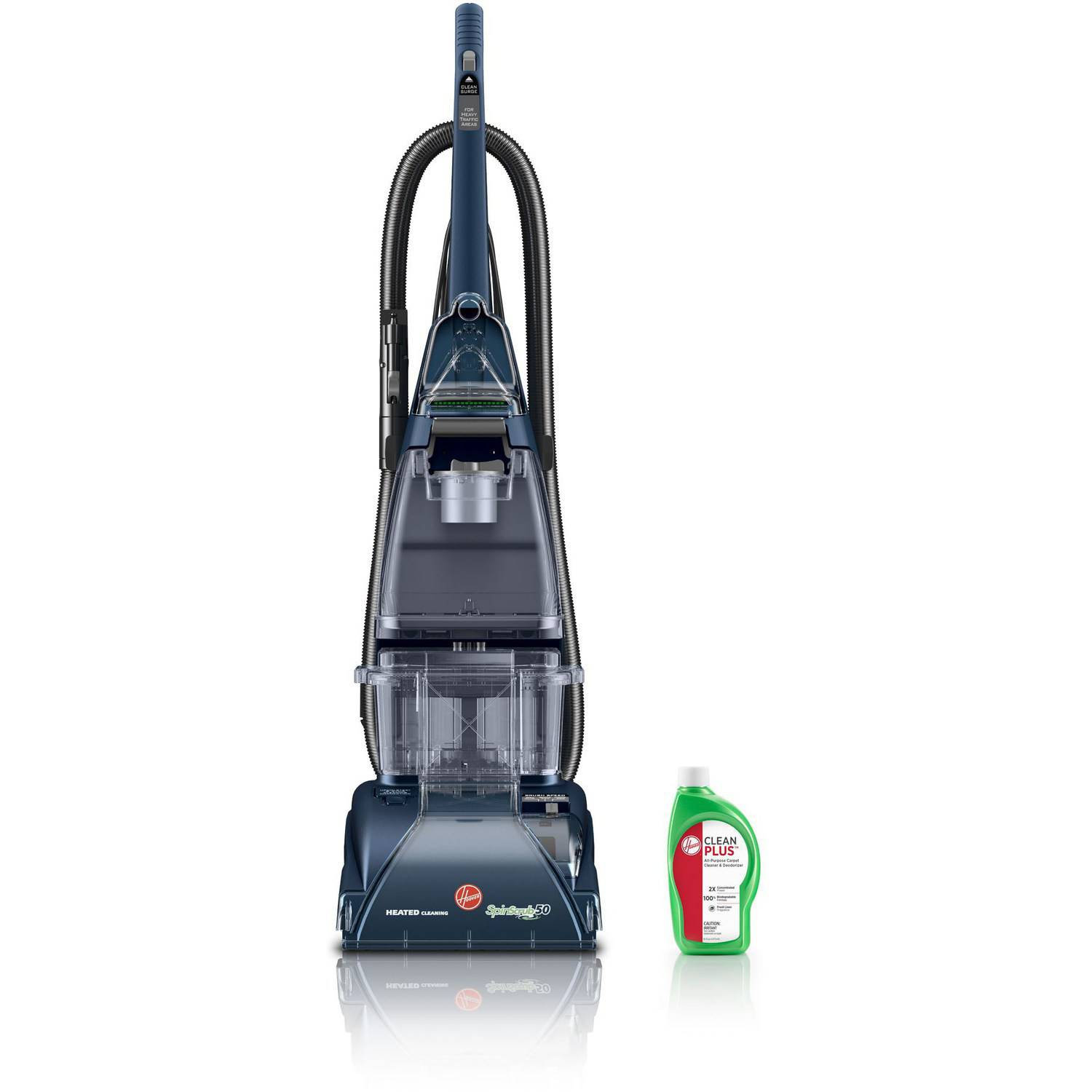 Hoover Spinscrub Carpet Cleaner Brushes Won T Spin