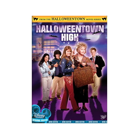 Halloweentown High (DVD) (Halloweentown Full Movies)