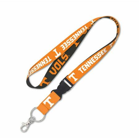 Tennessee Volunteers Lanyard W/ Detachable Buckle - - Orange Lanyards Wholesale