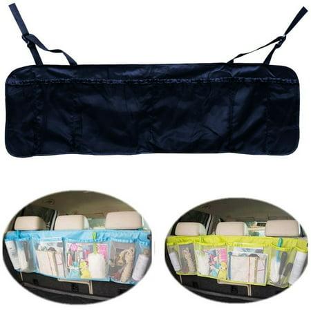 Moaere Car Seat Back Protectors Bag Back of Seat Organizers Holder Large Storage Organizers 44