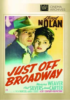 Just Off Broadway (DVD) by Ingram Entertainment