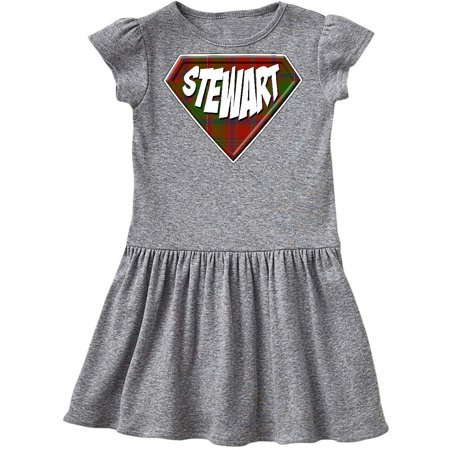Stewart Tartan Superhero Infant -
