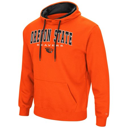 Men's Zone III Oregon State Beavers Hoodie Pullover Sweatshirt