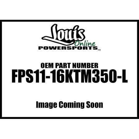 Fluidyne 350 Xc-F Radiator Ktm 250 500 L Fps11-16Ktm350-L