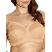 Goddess Womens Alice Wire-Free Lace Maximum Coverage Bra Style-6040
