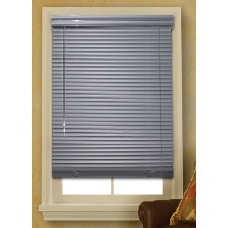 Window Blinds Mini Blinds 1 Quot Slats Gray Venetian Vinyl