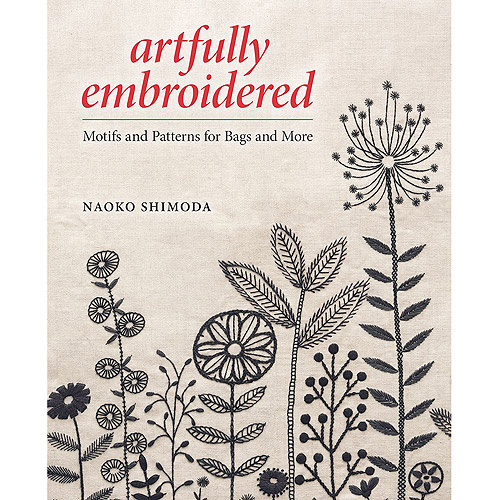 Interweave Press Artfully Embroidered