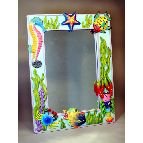 Judith Edwards Designs Lobster Full Length Mirror
