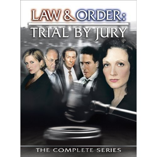Law & Order: Trial By Jury - The Complete Series (Full Frame)