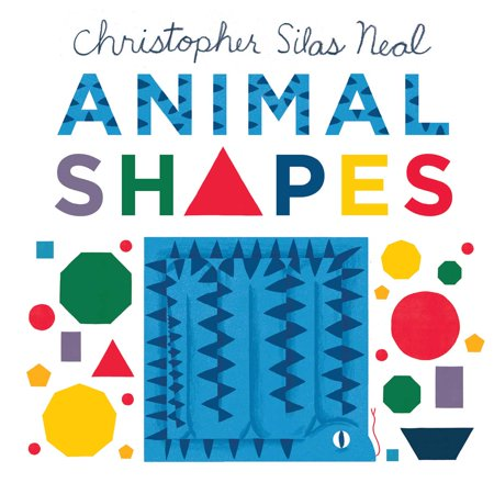 Animal Shapes (Board Book)