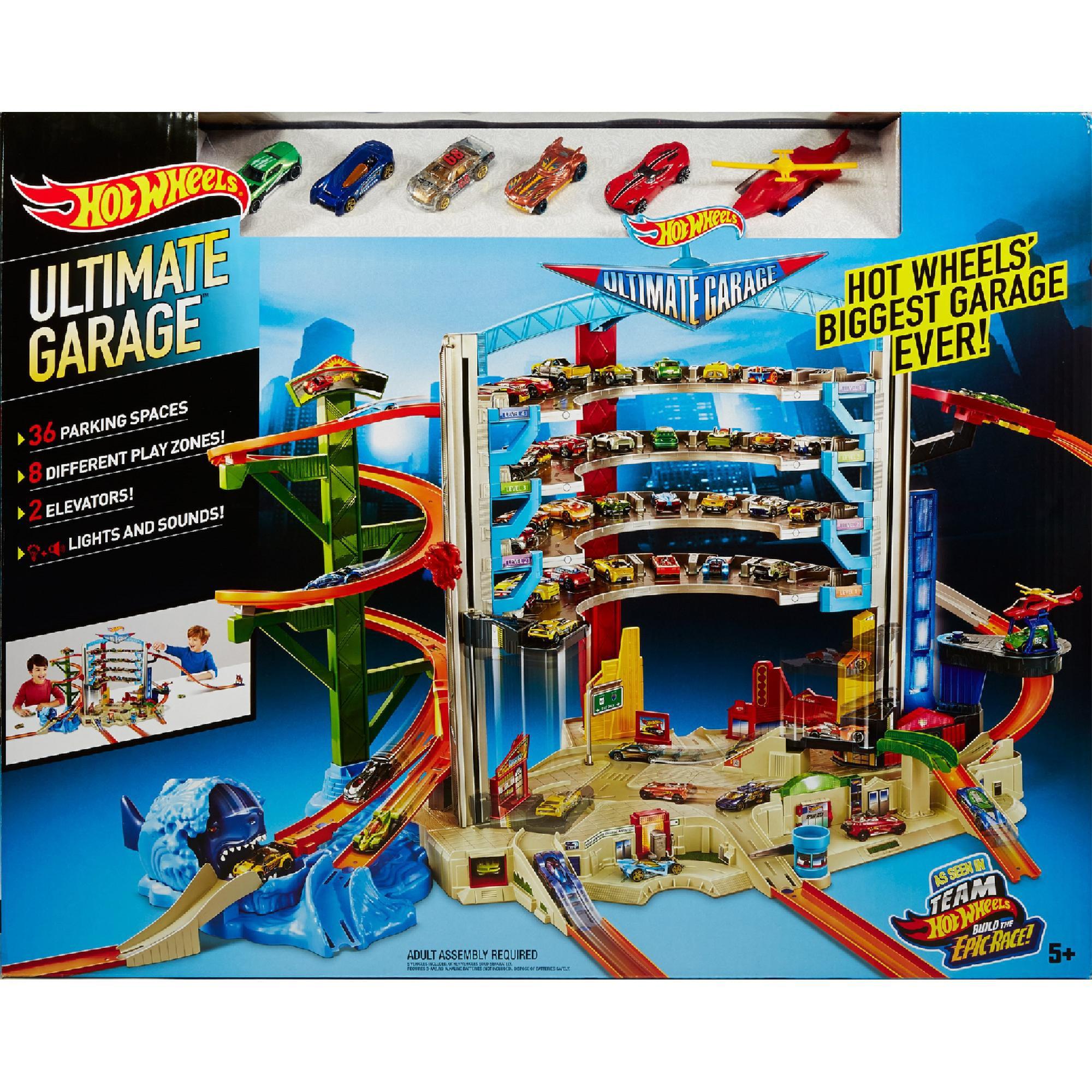 Hot Wheels Ultimate Garage Walmartcom