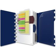 TOPS Versa Crossover Ruled Spiral Notebook, 1 Each (Quantity)