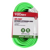 Deals on Hyper Tough 50ft Extension Cord WCNS512630