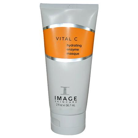 Image Vital C Hydrating Enzyme Face Mask - 2 Oz (Leather Face Mask)