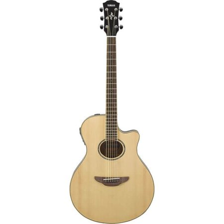 Yamaha APX600 Thinline Cutaway Acoustic Electric Guitar -
