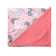 Baby Swaddles Soft Newborn Blankets Infant Stroller Cover Play Mat
